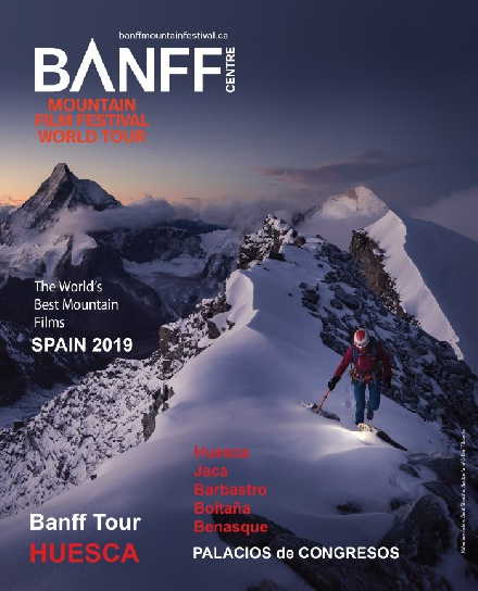 Banff Mountain Film Festival, en Jaca