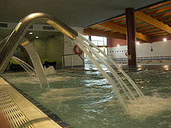 Jaca. Spa and Fitness Centre Centro de SPA y Fitness.